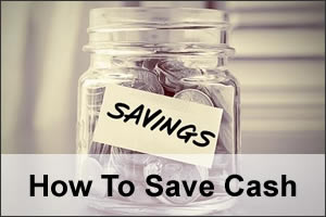 How To Save Cash Article