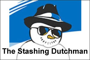 The Stashing Dutchman Article