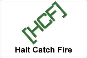 Halt Catch Fire Article
