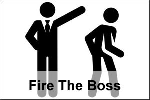 Fire The Boss Article