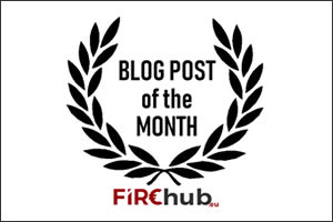 Blog Post of the Month