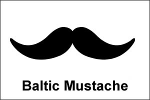 Baltic Mustache exp