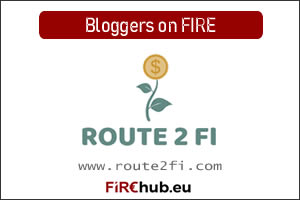 Bloggers on FIRE Featured Image Route 2 FI exp