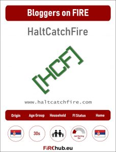 Bloggers on FIRE Profile Card HaltCatchFire exp