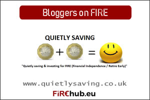 Bloggers on FIRE Featured Image Quietly Saving exp