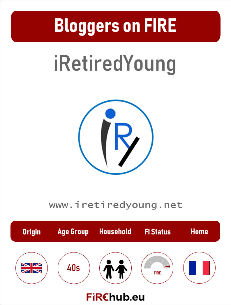 Bloggers on FIRE Profile Card iRetiredYoung exp