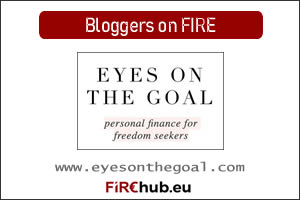 Bloggers on FIRE Featured Image Eyes on the Goal exp