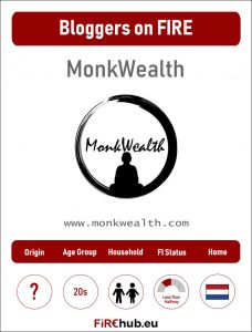 Bloggers on FIRE Profile Card MonkWealth 1 exp