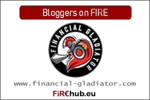 Bloggers on FIRE Featured Image Financial Gladiator exp