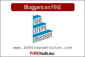 Bloggers on FIRE Featured Image 100 Steps Mission exp