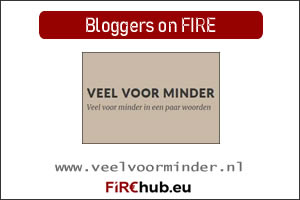 Bloggers on FIRE Featured Image Veel voor Minder exp