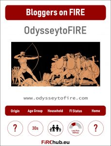 Bloggers on FIRE Profile Card OdysseytoFIRE exp