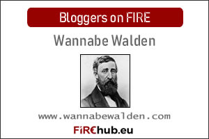 Bloggers on FIRE Featured Image Wannabe Walden exp