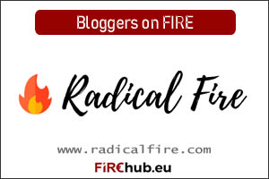 Bloggers on FIRE Featured Image Radical FIRE exp