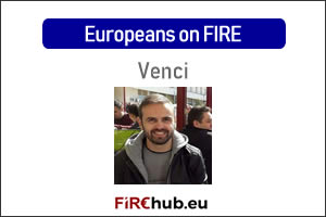 Europeans on FIRE Featured Image Venci exp