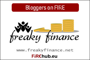 Bloggers on FIRE Featured Image Freaky Finance exp