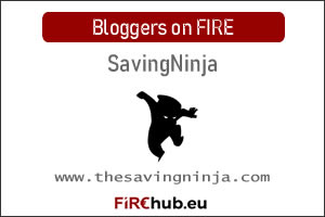 Bloggers on FIRE Featured Image SavingNinja exp
