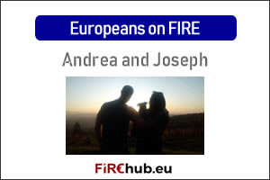 Europeans on FIRE Featured Image Andrea and Joseph exp