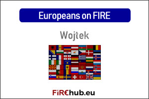 Europeans on FIRE Featured Image Wojtek exp