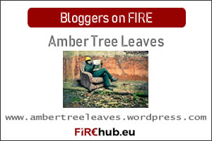 Bloggers on FIRE Featured Image Amber Tree Leaves exp